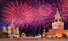 Revelion Rusia Moscova - St Petersburg / 8 zile